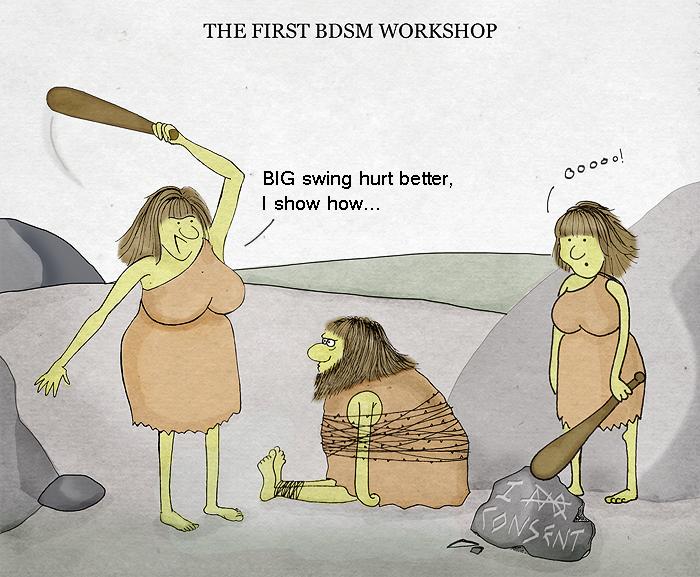 The First BDSM Workshop